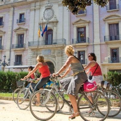 paseo en bici valencia