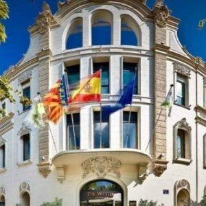 Hotel Westin en Valencia