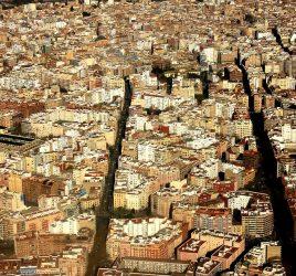 los barrios de Valencia