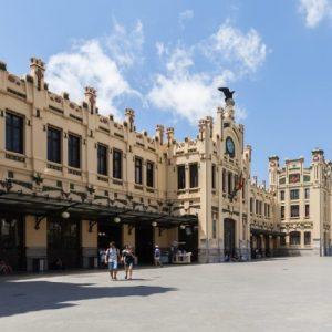 llefar a la estación del Norte de Valencia