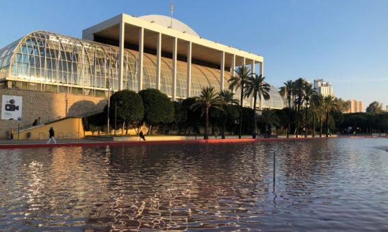 No te pierdas el palacio de la Música de Valencia